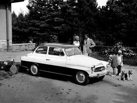 Ver foto 2 de Skoda Octavia 1959