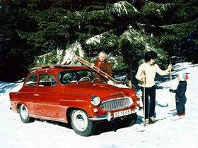Ver foto 1 de Skoda Octavia 1959