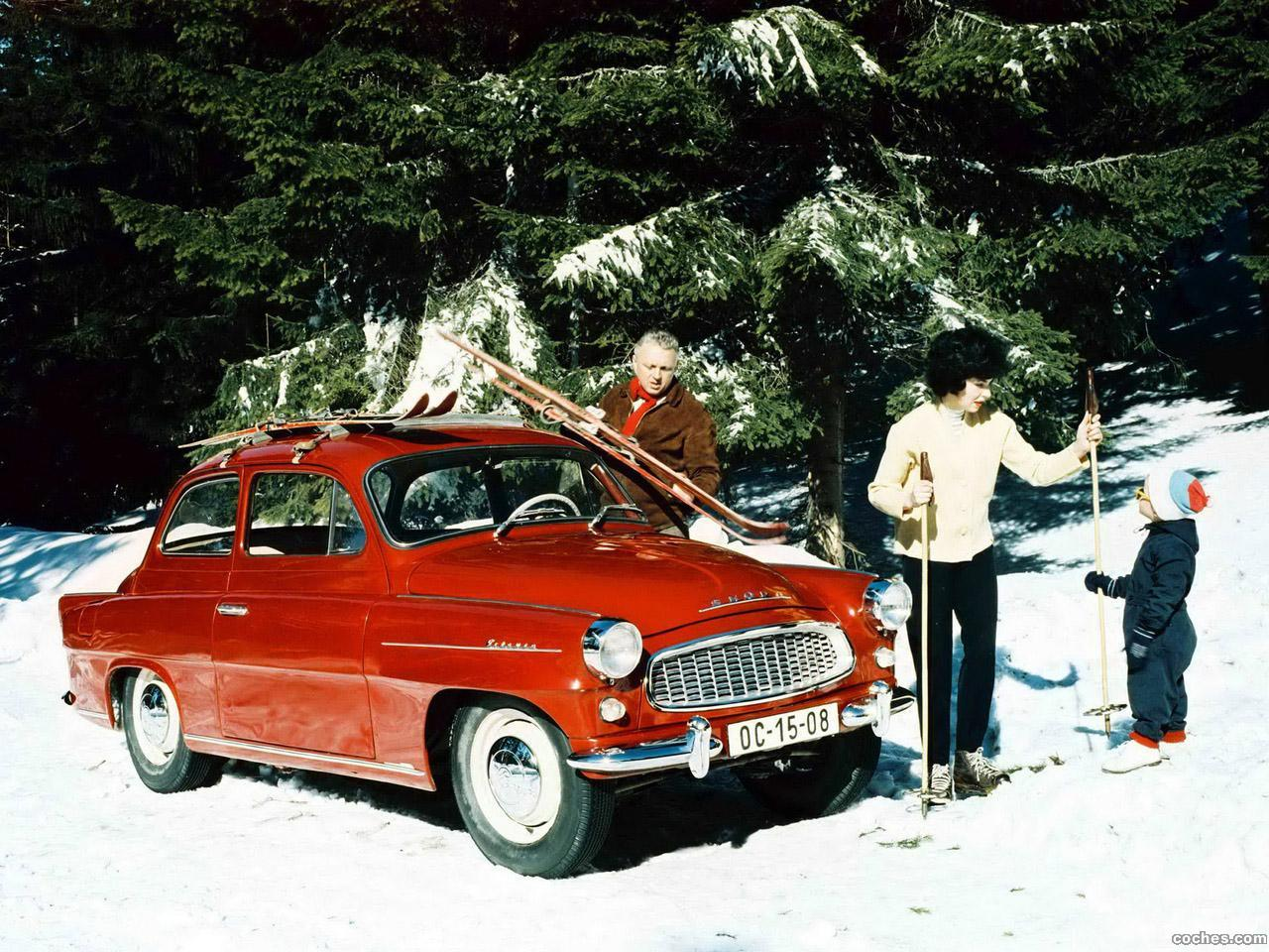 Foto 0 de Skoda Octavia 1959