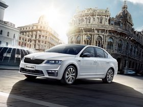 Fotos de Skoda Octavia China  2016