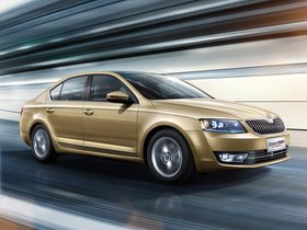 Fotos de Skoda Octavia China 2014
