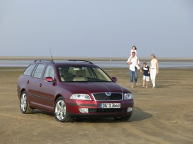 Ver foto 23 de Skoda Octavia Combi 2004