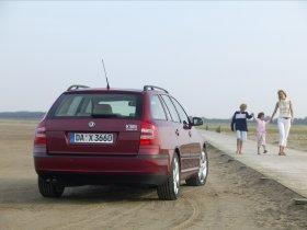 Ver foto 22 de Skoda Octavia Combi 2004