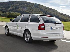 Ver foto 4 de Skoda Octavia Green E Line Test Car 2012