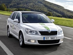 Fotos de Skoda Octavia Green E Line Test Car 2012