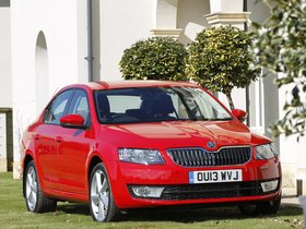 Fotos de Skoda Octavia UK 2013