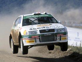 Fotos de Skoda Octavia WRC 2002