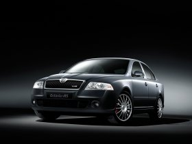 Fotos de Skoda Octavia vRS Limited Edition 2009