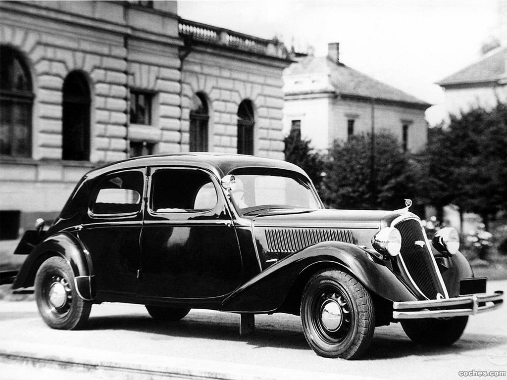 Foto 0 de Skoda Rapid 1935