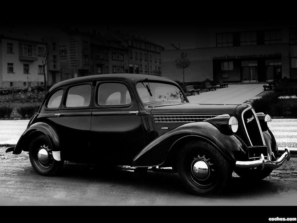Foto 0 de Skoda Rapid OHV 1938