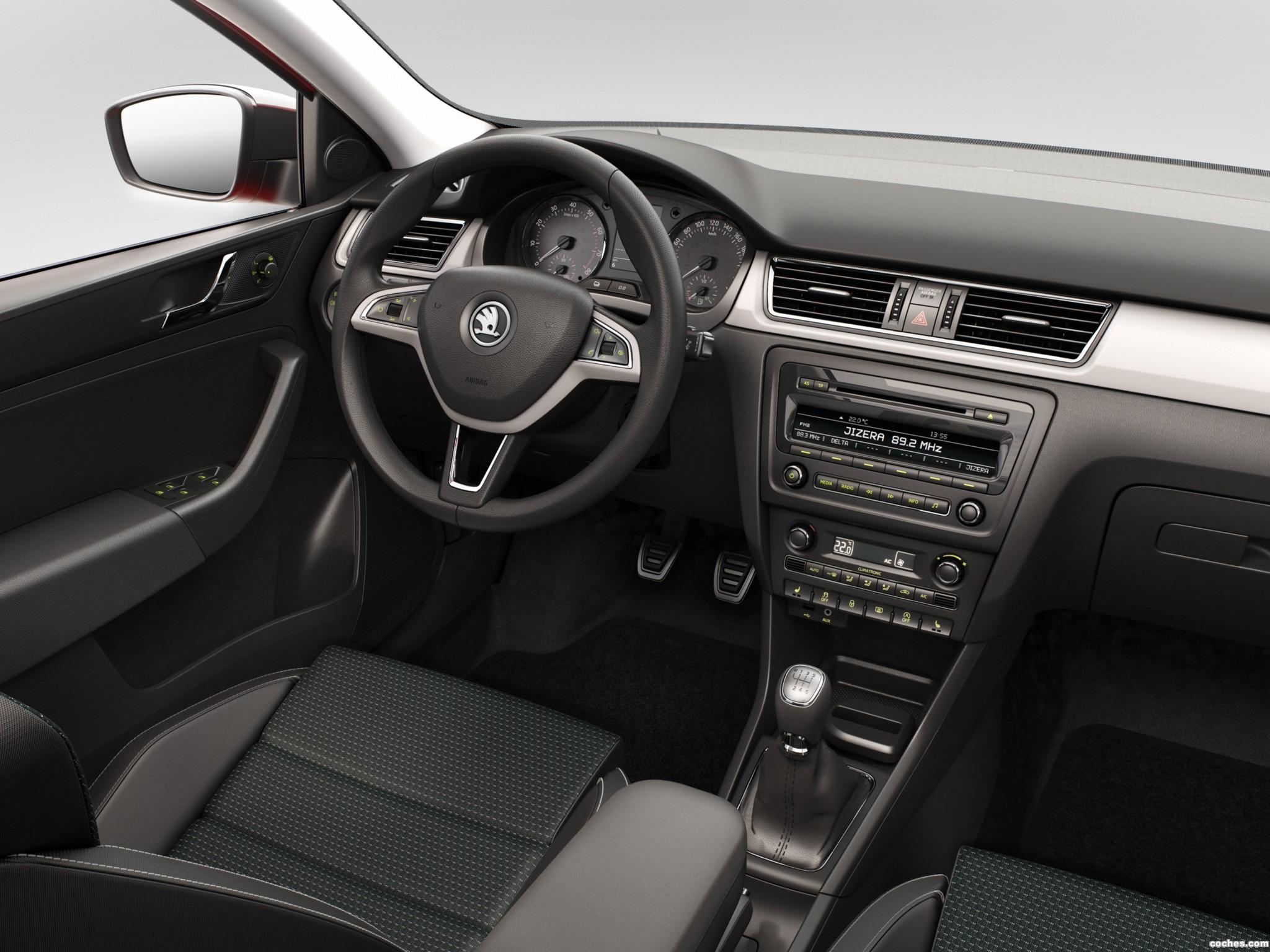 Foto 4 de Skoda Rapid Spaceback 2013