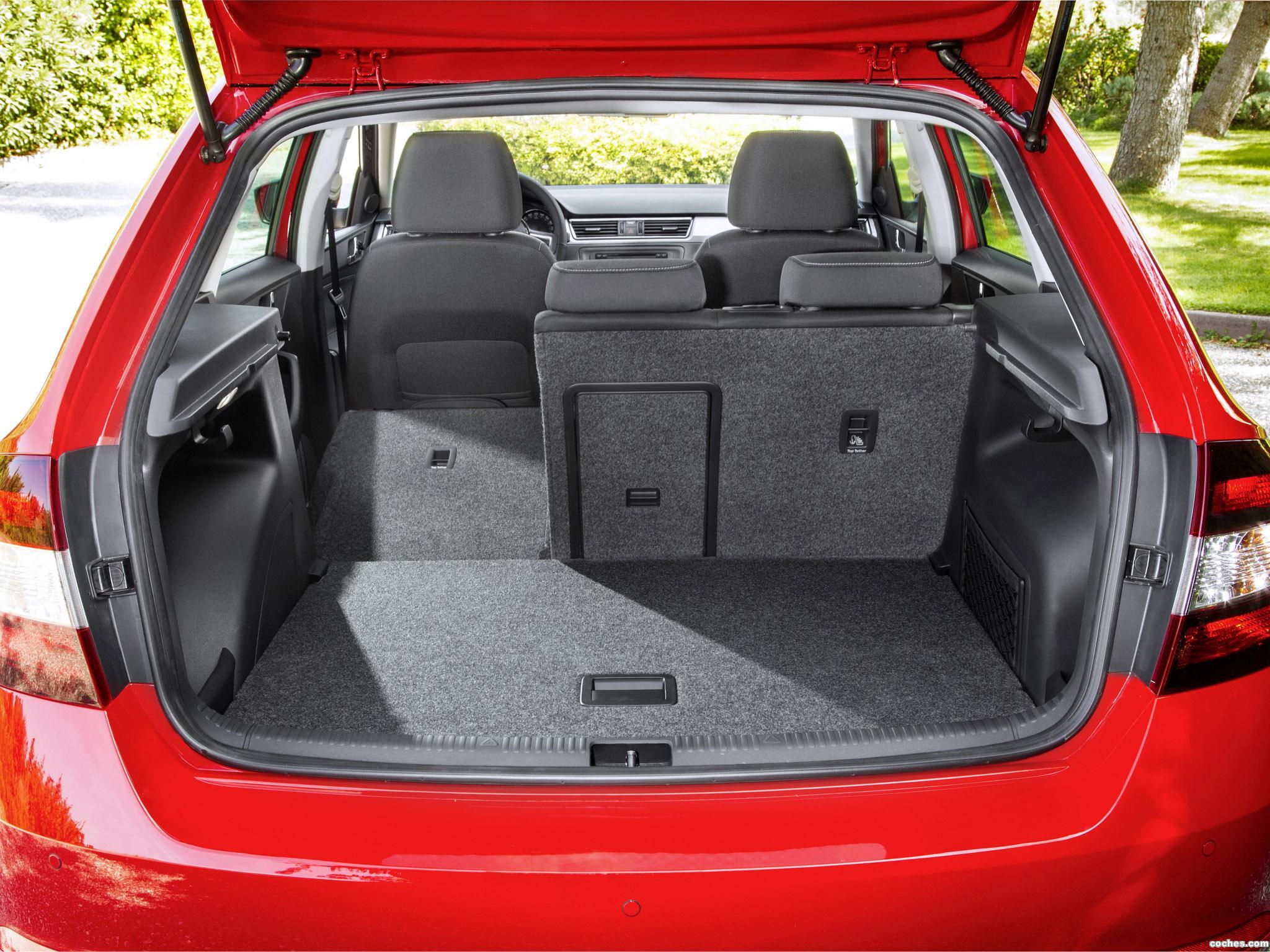 Foto 25 de Skoda Rapid Spaceback 2013