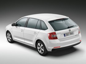 Ver foto 2 de Skoda Rapid Spaceback GreenLine 2013
