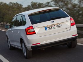 Ver foto 3 de Skoda Rapid Spaceback GreenLine 2013