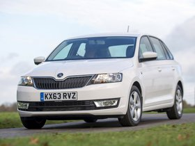 Ver foto 15 de Skoda Rapid Spaceback UK 2013