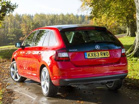 Ver foto 9 de Skoda Rapid Spaceback UK 2013