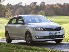 Ver foto 5 de Skoda Rapid Spaceback UK 2013