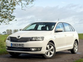 Ver foto 3 de Skoda Rapid Spaceback UK 2013