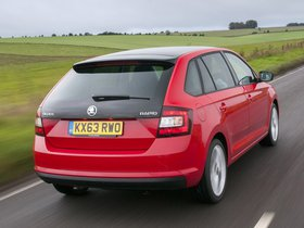Ver foto 23 de Skoda Rapid Spaceback UK 2013