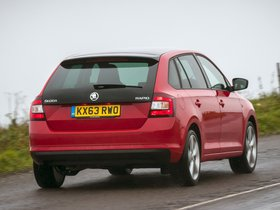 Ver foto 22 de Skoda Rapid Spaceback UK 2013