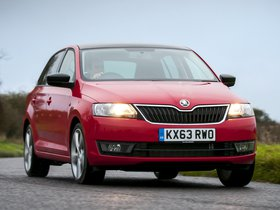 Ver foto 21 de Skoda Rapid Spaceback UK 2013