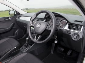 Ver foto 20 de Skoda Rapid Spaceback UK 2013