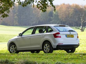Ver foto 17 de Skoda Rapid Spaceback UK 2013