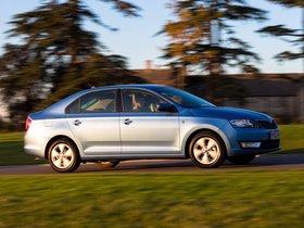 Ver foto 9 de Skoda Rapid UK 2012
