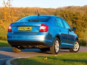 Ver foto 7 de Skoda Rapid UK 2012