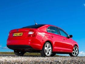 Ver foto 4 de Skoda Rapid UK 2012