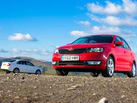 Ver foto 3 de Skoda Rapid UK 2012