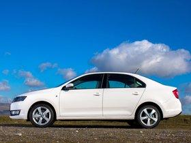 Ver foto 15 de Skoda Rapid UK 2012