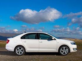 Ver foto 14 de Skoda Rapid UK 2012