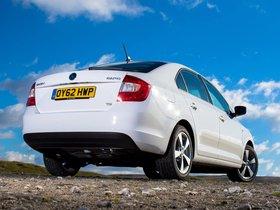 Ver foto 13 de Skoda Rapid UK 2012