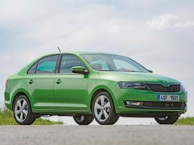 Fotos de Skoda Rapid