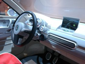 Ver foto 4 de Skoda Roomster Concept 2003