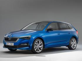 Fotos de Skoda Scala