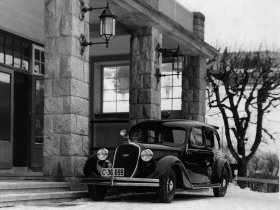 Ver foto 2 de Skoda Superb 1934