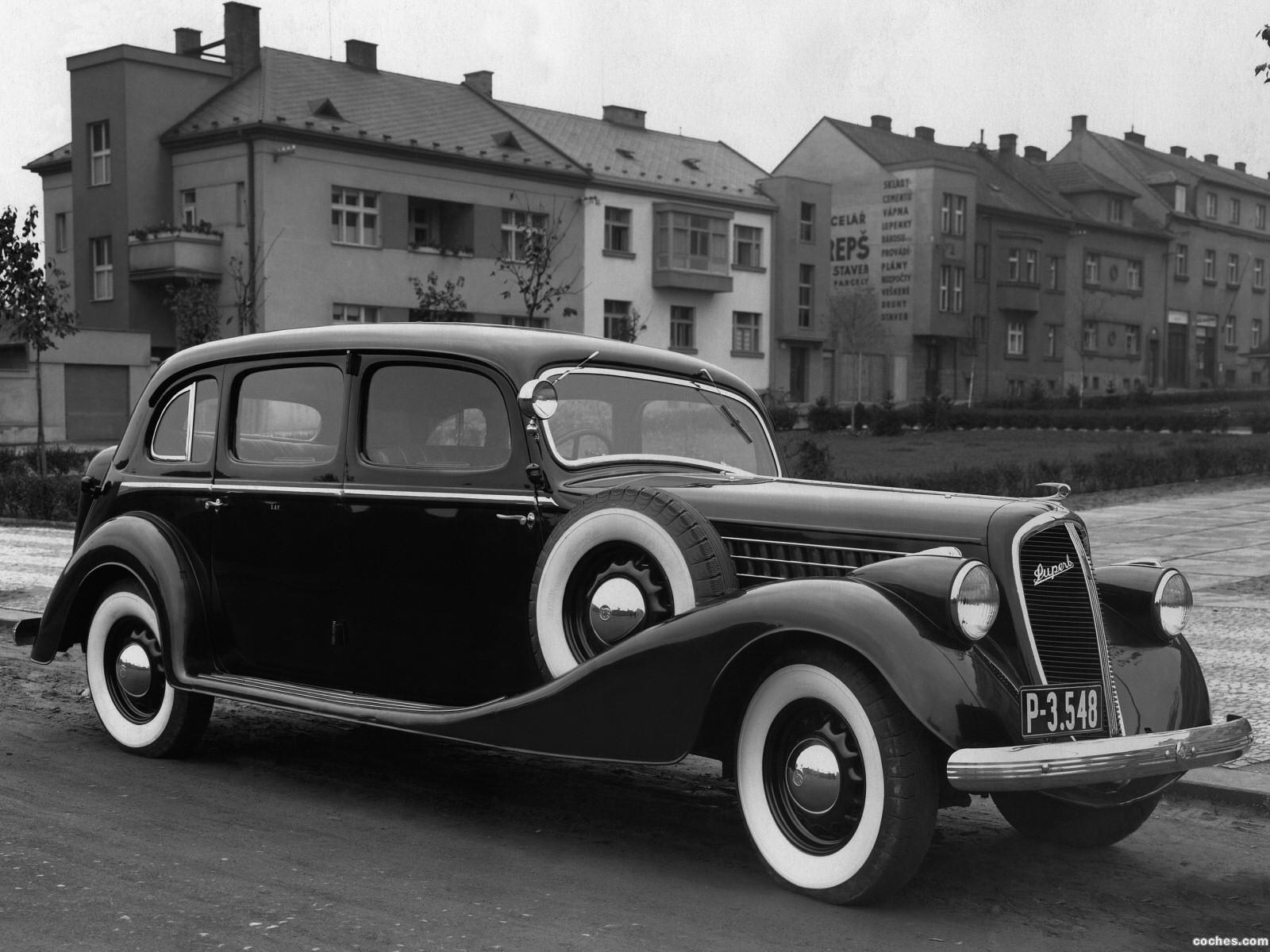 Foto 2 de Skoda Superb 1934