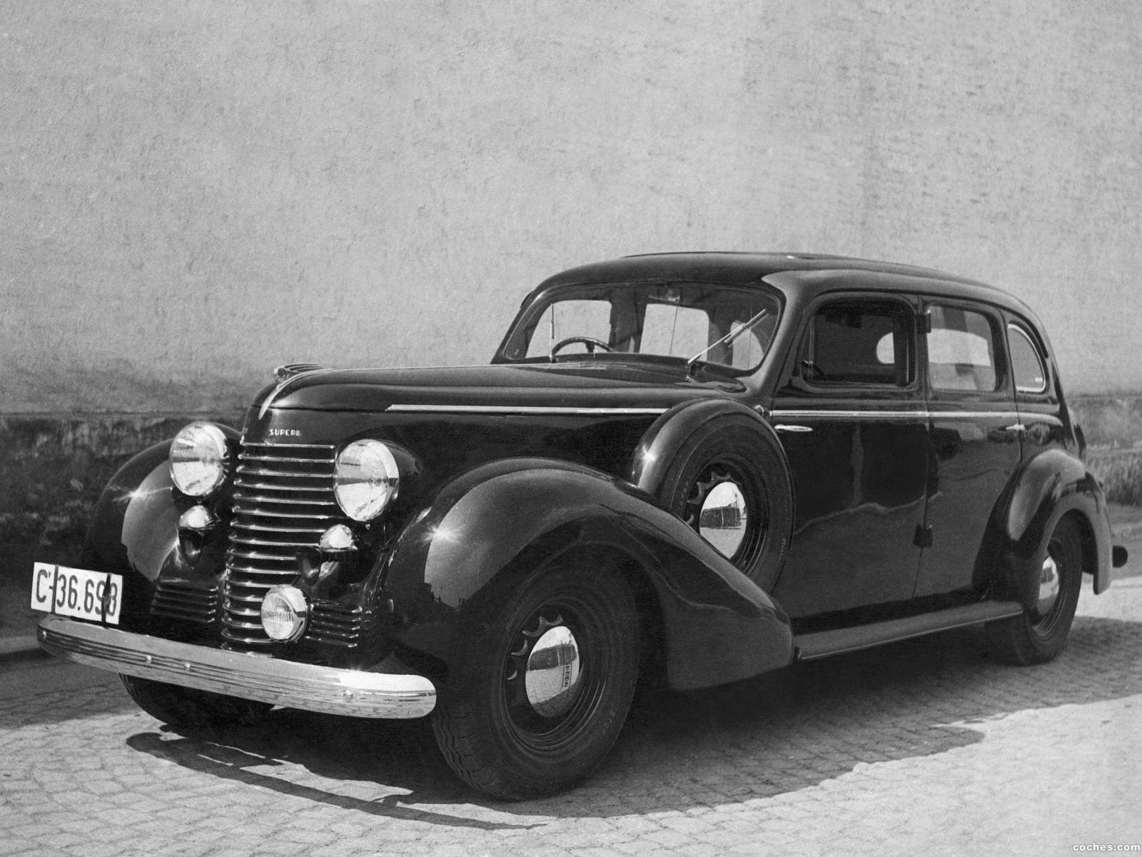 Foto 0 de Skoda Superb 1934