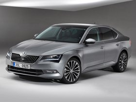 Skoda Superb 1.6tdi Cr Active 120