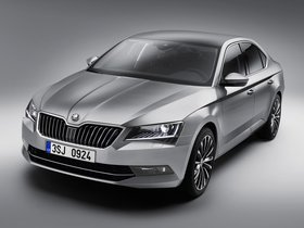 Fotos de Skoda Superb 2015