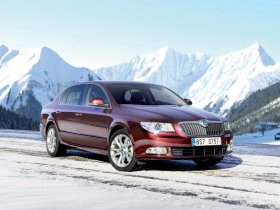 Fotos de Skoda Superb 4×4 2009