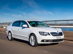 Fotos de Skoda Superb Australia 2014