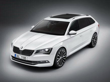 Skoda Superb Combi 1.6tdi Cr Active 88kw
