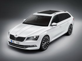 Fotos de Skoda Superb Combi 2015
