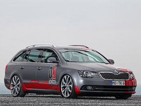 Fotos de Skoda Superb Combi Ok Chiptuning 2013
