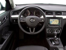 Ver foto 17 de Skoda Superb Combi Outdoor 2012