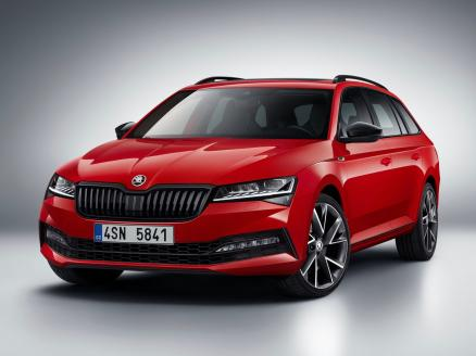 Skoda Superb Combi 1.5 Tsi Active