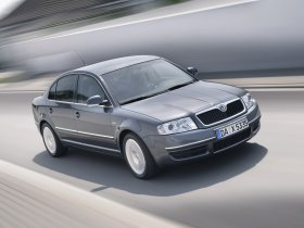 Ver foto 2 de Skoda Superb Facelift 2006
